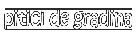 Pitici Gradina